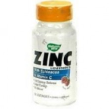 Nature's Way Zinc LOzenges With Echinacea & Vits (1x60 LOz)