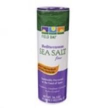 Field Day Fine Mediterranean Sea Salt (20x26.5 Oz)
