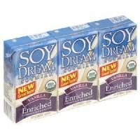 Imagine Foods Vanilla Soy Beverage (12x32 Oz)