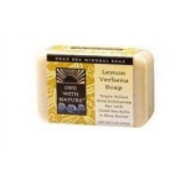 One With Nature Lemon Verbena Soap (7Oz)