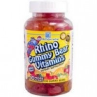 Nutrition Now Rhino Gummy Bear Vites (1x70 CHEW)
