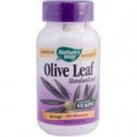 Nature's Way Olive Leaf Extract (1x60 CAP)