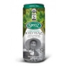 Steaz Energy Mint Iced Green Tea (12x16 Oz)