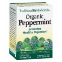 Traditional Medicinals Peppermint Tea (6x16 Bag)