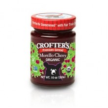 Crofters Morello Cherry Conserves (6x10 Oz)