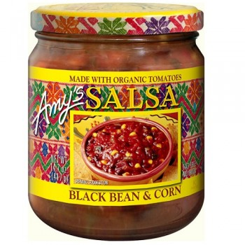 Amy's Kitchen Black Bean & Corn Salsa (6x14.7 Oz)