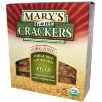 Mary's Gone Crackers Herb Crackers Gluten Free (12x6.5 Oz)