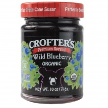 Crofters Wild Blueberry Conserves (6x10 Oz)