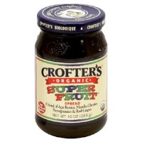 Crofters Super Fruit Spread (6x10 Oz)