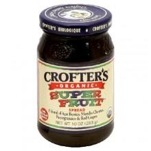 Crofters Super Fruit Spread (6x10 Oz)