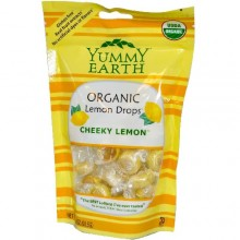 Yummy Earth Cheeky Lemon Drops (6x3.3 Oz)
