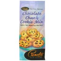 Pamela's Products Choc Chunk Cookie Mix Gluten Free ( 6x13.6 Oz)