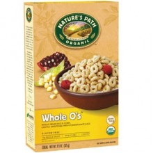 Nature's Path Whole O's Cereal Gluten Free (12x11.5 Oz)