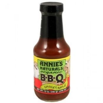 Annie's Naturals Smokey Maple Bbq Sauce (12x12 Oz)