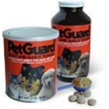 Pet Guard Yeast & Garlic Wafers (1x160 WAF)