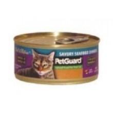 Pet Guard Cat Savory Seafood Dinner (24x5.5 Oz)
