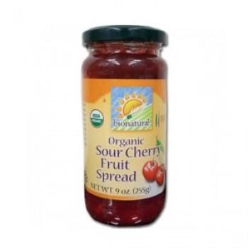 Bionaturae Sour Cherry Fruit Spread (12x9 Oz)