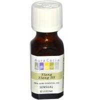 Aura Cacia Ylang Iii Essential Oil (1x0.5Oz)