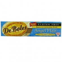 DeBoles Rice Plus Flax Angel Hair (12x8 Oz)