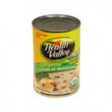 Health Valley Cream Mushroom Soup (12x14.5 Oz)