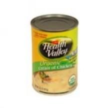 Health Valley Cream Chicken Soup (12x14.5 Oz)