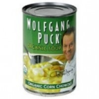 Wolfgang Puck Corn Chowder Soup (12x14.5 Oz)