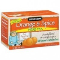 Bigelow Orange & Spice Herb Tea (6x20 Bag)