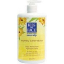 Kiss My Face Honey & Calendula Moisturizer (1x16 Oz)