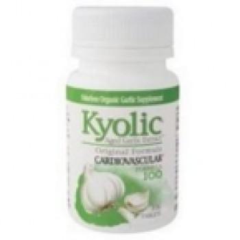 Kyolic Garlic Extract, Stress & Fatigue Relief (1x100 TAB)