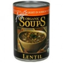 Amy's Kitchen Low Sodium Lentil Soup (12x14.5 Oz)