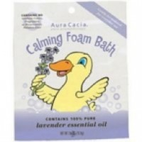 Aura Cacia Kids Calming Foam Bath (6x2.5 Oz)