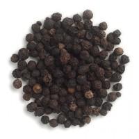 Frontier Herb Organic Whole Black Peppercorns (1x1lb)