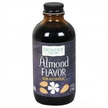 Frontier Herb Almond Flavor (1x4 Oz)