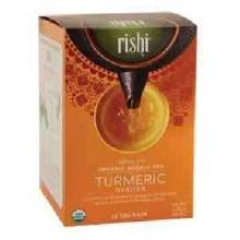 Rishi Tea Tumeric Ginger, FT (6x15 BAG)