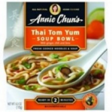 Annie Chun's Tom Yum Soup Bowl (6x6 Oz)