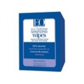 Eo Products Lavender Hand Sanitizing Wipes (1x24 CT)