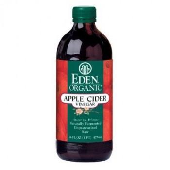 Eden Foods Apple Cider Vinegar (12x16 Oz)