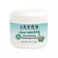 Jason's Aloe Vera 84% Cream With Vitamins (1x4 Oz)