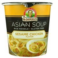 Dr. Mcdougall's Clear Noodle, Hot & Spicy (6x1 OZ)