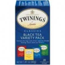 Twinings Tea Variety Pack (6x20 Bag)