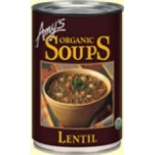 Amy's Kitchen Golden Lentil Soup (12x14.4 Oz)