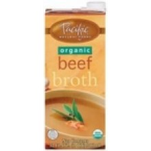 Pacific Natural Beef Broth (12x32 Oz)