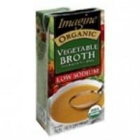 Imagine Foods Low Sodium vegetable Broth (12x32 Oz)