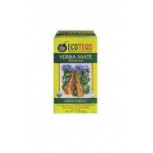 ECOTEAS Yerba Mate Tea Bags (6x24ct)