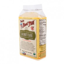Bob's Organic Coconut Flour ( 4x16 Oz)