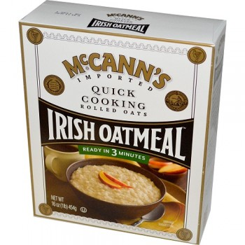 McCann's Quick Cook Irish Oatmeal (12x16 Oz)