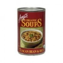 Amy's Kitchen Tuscan Bean & Rice Soup (12x14.1 Oz)