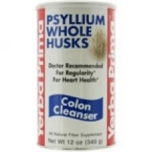 Yerba Prima Psyllium Whole Husks (1x12 Oz)