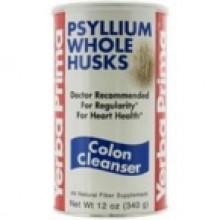Yerba Prima Psyllium Whole Husks (1x12 Oz)
