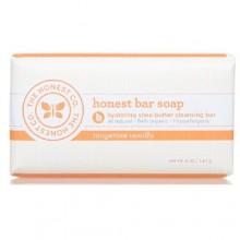 The Honest Co Bar Soap, Tangerine Vanilla (1x5 OZ)